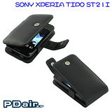 PDair SONY Xperia Tipo ST21i 高質感手機皮套