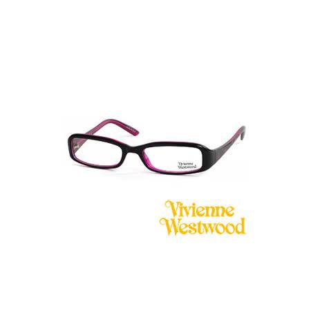 Vivienne Westwood 光學鏡框★搖滾龐克星星★英倫龐克教母/平光鏡框(桃紅) VW203 03