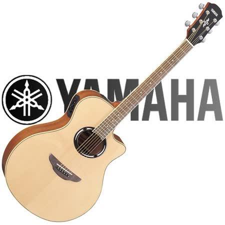【YAMAHA 山葉】電木吉他/電民謠吉他-公司貨保固 (APX500II)