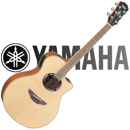 【yamaha 山叶】电木吉他/电民谣吉他-公司货保固 (apx500ii)