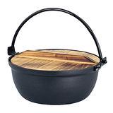 日本寶馬碳鋼鐵器奈米陶瓷健康鍋 JA-F-018