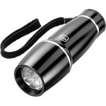 《GO TRAVEL》超亮好攜手電筒(黑)