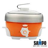 (兌)聲寶SAMPO-多功能三合一火烤鍋(TQ-L12111GL)