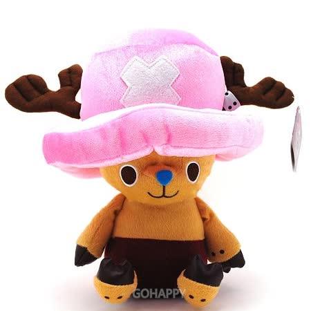 航海王ONE PIECE【可愛喬巴】玩偶