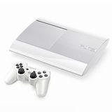 NEW PS3主機 250GB (典雅白)CECH-4007BLW