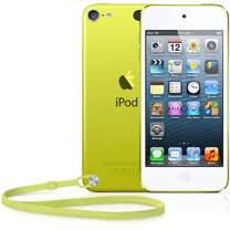 Apple iPod Touch 32GB 第五代 (黃色)
