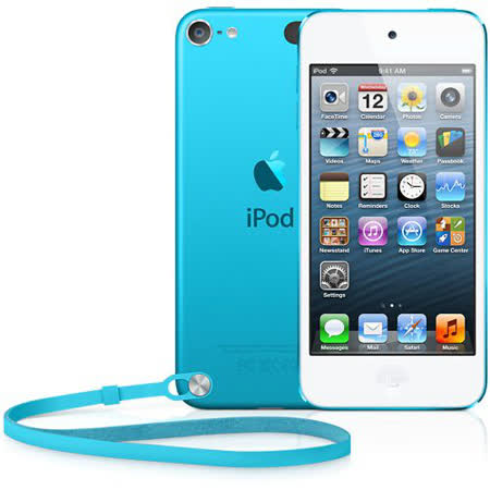 Apple iPod Touch 32GB 第五代 (藍色)