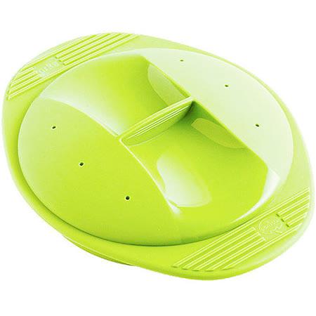 《MASTRAD》蒸煮圓盤(綠800ml)