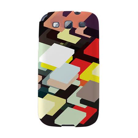 【韓國正品Makase】※NUV※ SAMSUNG Galaxy S3 i9300 質感手機保護殼 附贈胸針及簡易立架