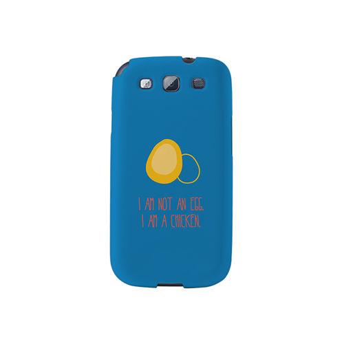 【韓國正品Makase】※I am Special_A※ SAMSUNG Galaxy S3 i9300 質感手機保護殼 附贈胸針及簡易立架