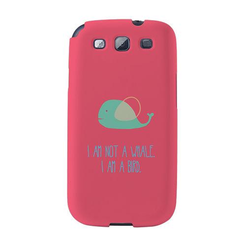 【韓國正品Makase】※I am Special_B※ SAMSUNG Galaxy S3 i9300 質感手機保護殼 附贈胸針及簡易立架