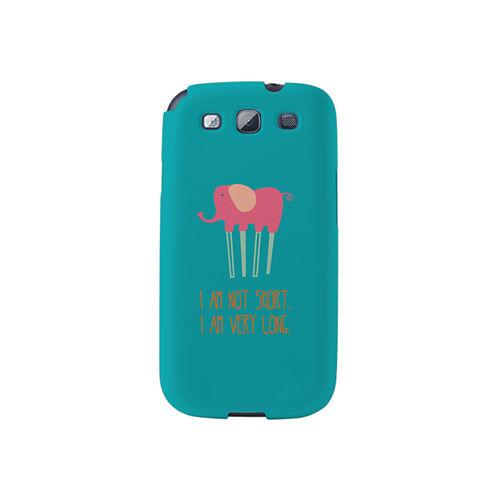 【韓國正品Makase】※I am Special_C※ SAMSUNG Galaxy S3 i9300 質感手機保護殼 附贈胸針及簡易立架