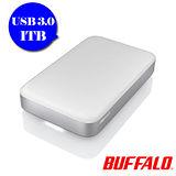 Buffalo Thunderbolt PAT系列 1TB 行動硬碟(支援USB3.0)