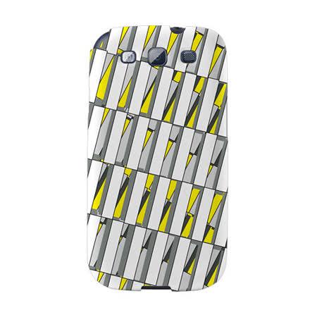 【韓國正品Makase】※TDM.1※ SAMSUNG Galaxy S3 i9300 質感手機保護殼 附贈胸針及簡易立架