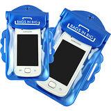 【iSFun】戲水專用*手機透明防水袋