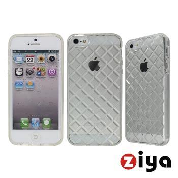 [ZIYA] iPhone 5 立體造型保護殼 - 鑽石菱格紋