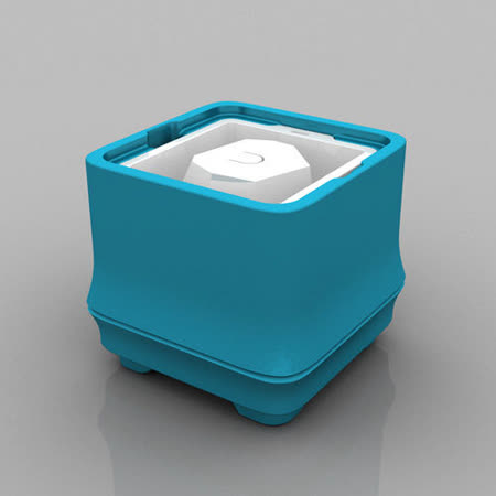 POLAR ICE 極地冰盒二代新色-(角冰)藍色