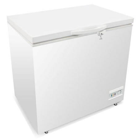 歐規 ACFA 掀蓋式冷凍櫃【2尺4冰櫃】型號:NL-218