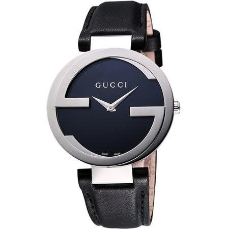 【好物推薦】gohappy線上購物GUCCI Damenuhr 經典時尚元素女錶-黑 YA133501價錢sogo taipei