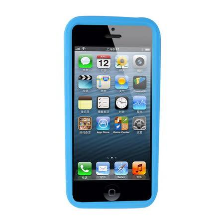 J8琴鍵款 iPhone5保護果凍套