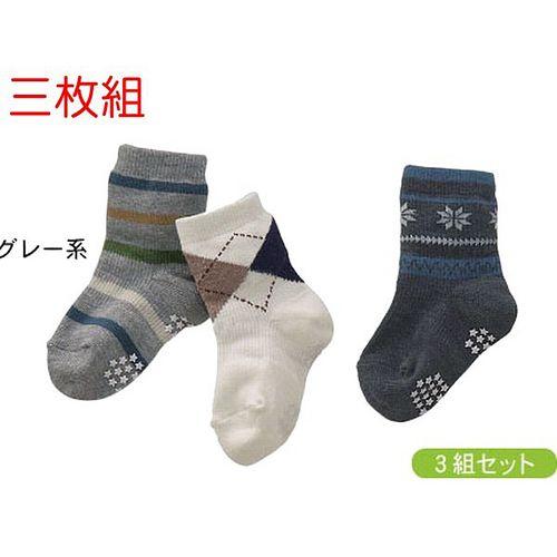 車:帥氣~百搭紳士款~兒童短襪^(^(3雙組^)^) ^(  ^)