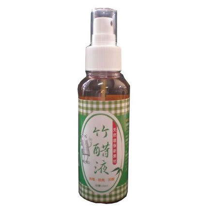 【竹山竹炭】竹醋液(100mlx5瓶)