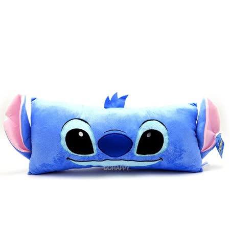 Disney【史迪奇長形抱枕】星際寶貝M號