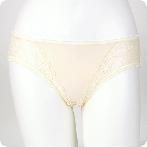 優質百元內褲任選【內衣瞎拼】低腰米黃內褲