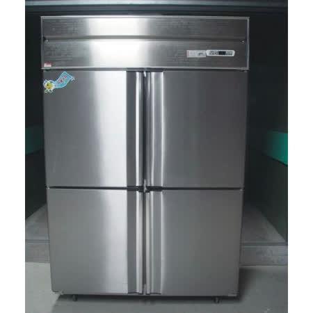 四門式不銹鋼型(全凍)冷凍櫃 TC-420