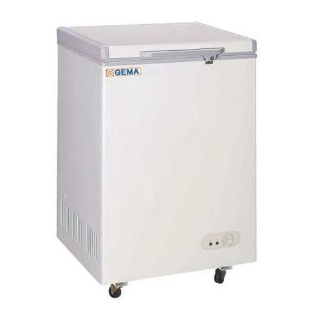 【亞洲製造】-28℃ 密閉掀蓋 冷凍櫃108L 5BD-108