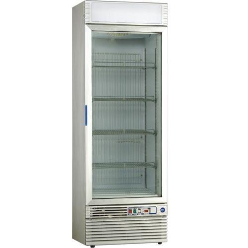 【超市專用壁冷式-28℃冷凍櫃】直立式 單門冷凍櫃397L EIS-45