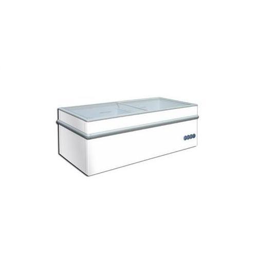 【超市專用壁冷式-28℃冷凍櫃】超市 玻璃對拉 冷凍櫃823L Gamma-200S