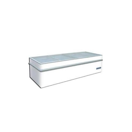 【超市專用壁冷式-28℃冷凍櫃】超市 玻璃對拉 冷凍櫃1055L Gamma-250S