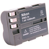 Kamera 鋰電池 for Nikon EN-EL3e (DB-ENEL3E)