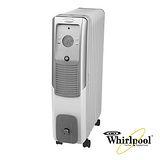 【惠而浦Whirlpool】葉片式電子電暖器(11片式)-TET11