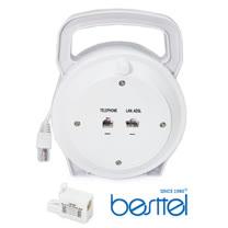 besttel ADSL 網路/電話 mini兩用延長線【50呎=15.2公尺】LAN-711/84+64