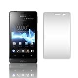 魔力Sony Xperia Go ST27i 高透光抗刮螢幕保護貼