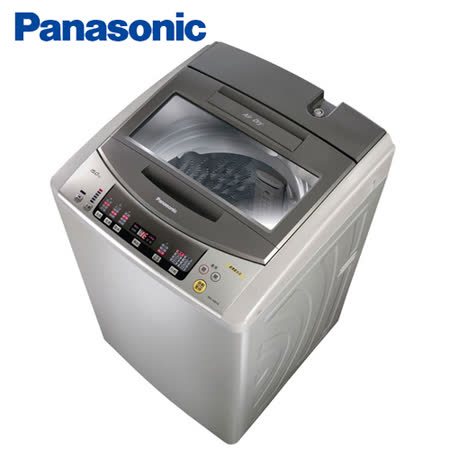 Panasonic 國際牌 15公斤超強淨不鏽鋼洗衣機 NA-168VBS