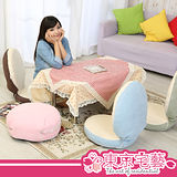 東京宅藝 炫彩貝殼和室椅(可選色)