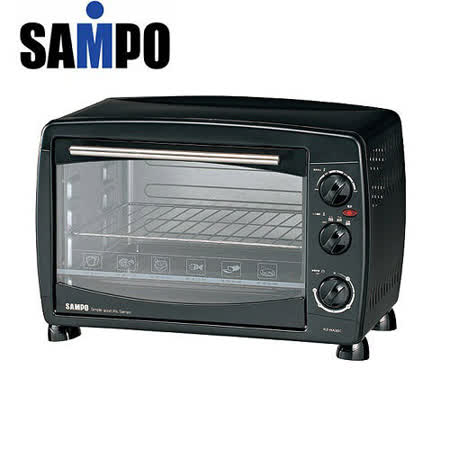 『SAMPO』☆聲寶 30L大型旋風電烤箱 KZ-HA30C/KZ-HA30C