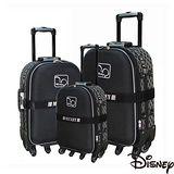 【迪士尼】尊爵米奇旅行箱-3件組