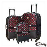 【迪士尼】珍愛米奇旅行箱-3件組