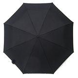 【好傘王】日系大大自動開收傘(黑色)