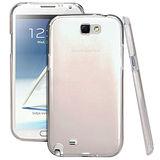 Samsung 三星 Galaxy Note2 迷霧美背晶采高質感保護套 清水套