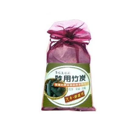 【任選】炭精靈車用/櫥櫃用竹炭除臭包