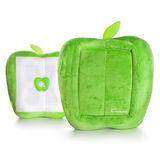 【Ccase】iPad / Tablet平板電腦專用蘋果造型閱讀抱枕 (青色)