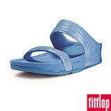 FitFlop _WALKSTAR SLIDE(PATENT)款-藍色