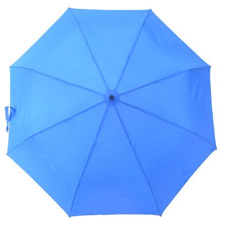 【私心大推】gohappy 線上快樂購【好傘王】日系大大自動開收傘(寶藍)評價如何舊 遠 百