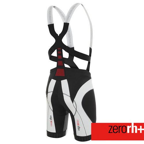 ZERORH 專利POWERLOGIC一級競技版吊帶自行車褲^(男^)~單車 ~ ECU0