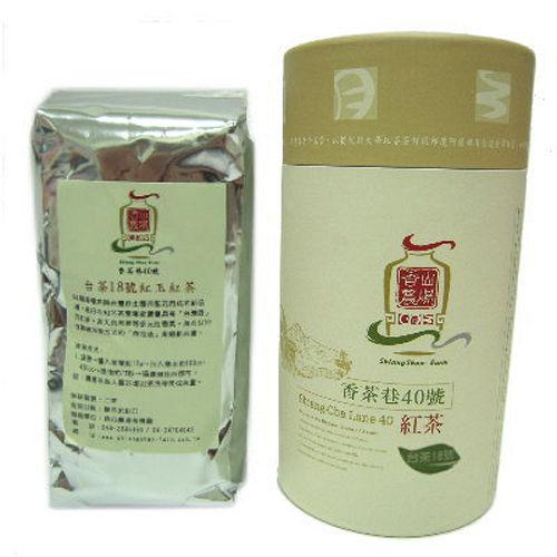 魚池鄉紅玉紅茶18號紙罐75g^( ^)